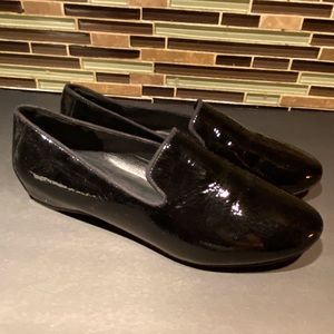 Eileen Fisher Patent Leather Flats Size 7.5